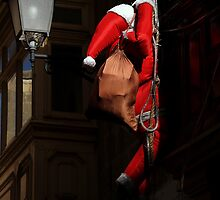 Poor Old Santa by Anthony Vella