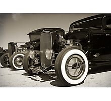 Coupes A & B Photographic Print