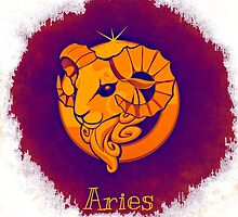 Zodiac: Aries by Buckwhite