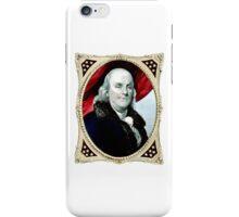 Ben Franklin iPhone Case/Skin