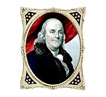 Ben Franklin Photographic Print