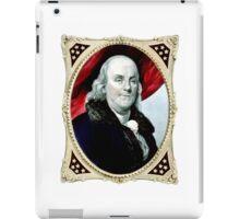Ben Franklin iPad Case/Skin