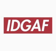 IDGAF by fysham