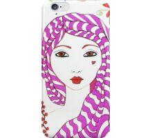 Chica Egipcia iPhone Case/Skin
