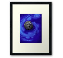 Tough Landing Framed Print