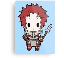 Sully Chibi Metal Print