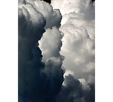 Clouds.. Photographic Print