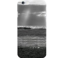 Offshore light. iPhone Case/Skin