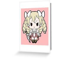 Maribelle Chibi Greeting Card