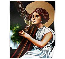 St. Cecilia Poster