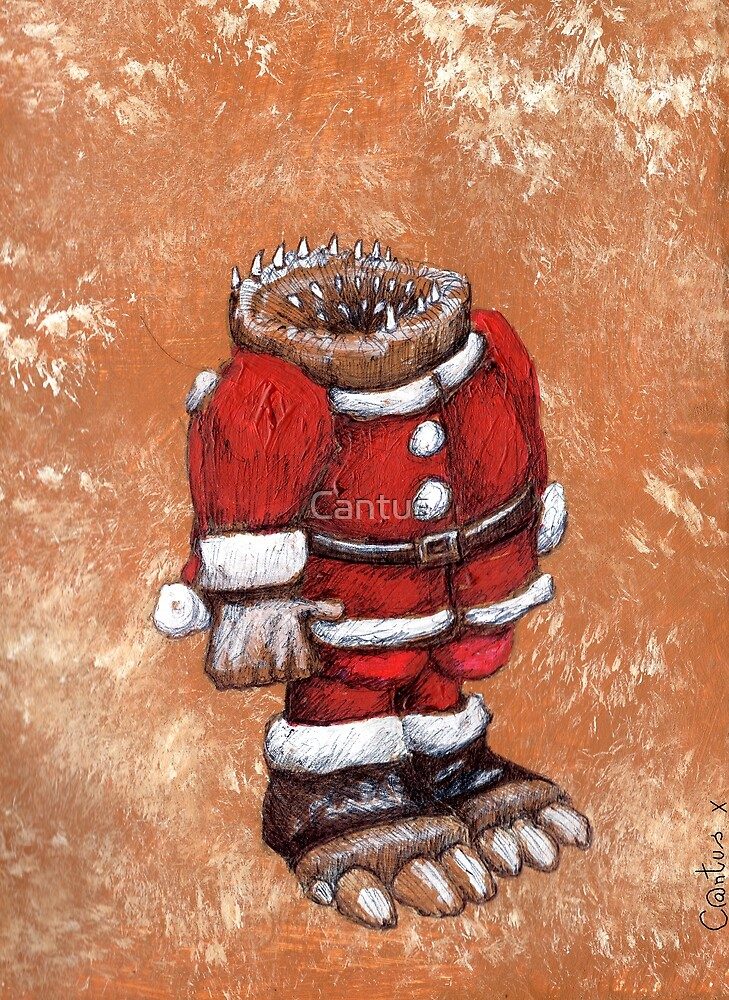 Sock Gobbler Christmas by Cantus