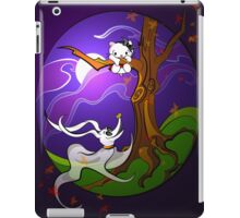 Zero and the Kitty iPad Case/Skin