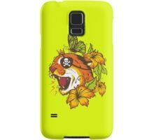 Predatory Puma Samsung Galaxy Case/Skin