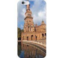 Plain of the River Guadalquivir. iPhone Case/Skin