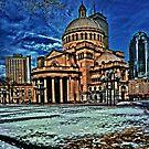 The First Church of Christ  by LudaNayvelt