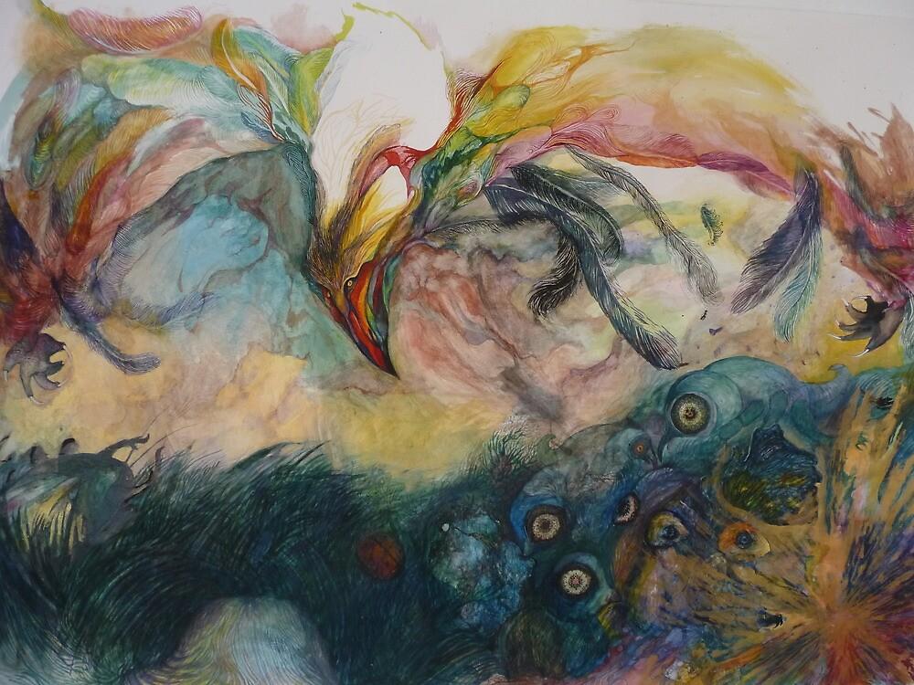 Phoenix by EraIsabel