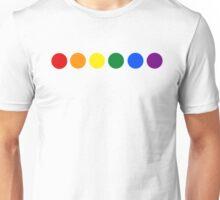 Pride polka dots Unisex T-Shirt