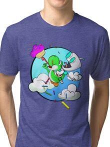 CUPCAAKE! Tri-blend T-Shirt