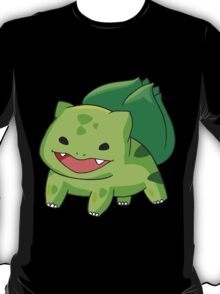 B for Bulbasaur shiny T-Shirt