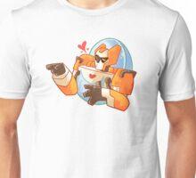 Smooch Blades Unisex T-Shirt