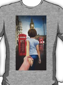 Follow me to London T-Shirt
