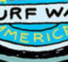 weezer surf wax Sticker