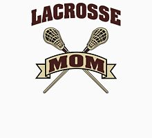 Lacrosse Mom Womens Fitted T-Shirt