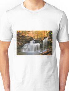 R. B. Ricketts Falls Under Fall's Golden Halo Unisex T-Shirt