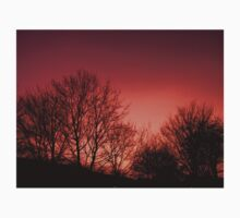 Red sky at night.... Kids Tee