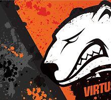 CS Virtus.Pro Logo HQ by Dhaxina