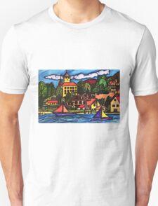 Spiez, Switzerland Unisex T-Shirt