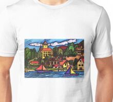 Spiez, Switzerland Unisex T-Shirt