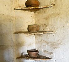 Simple Shelves by Martha Sherman