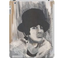 Bowler Hat Guy iPad Case/Skin