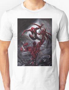 Spiderman Vs Carnage T-Shirt