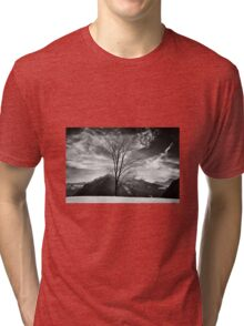 Wintry Tri-blend T-Shirt