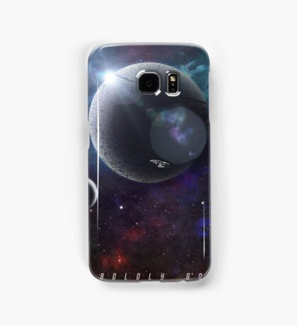 Star Trek - Boldly Go  Samsung Galaxy Case/Skin
