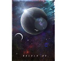 Star Trek - Boldly Go  Photographic Print