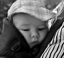 Little Baby Faced Angel by Scott Mitchell