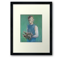 Denis Framed Print