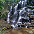 Silvia Falls by Terry Everson