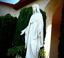 Statue of Mother Mary by Affirmation