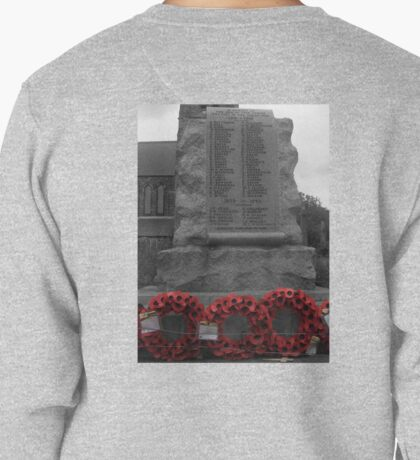 We will remember them! Pullover