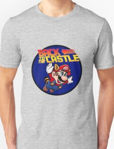 Mario - Back to the castle ! Unisex T-Shirt