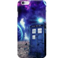 Doctor Who - Tardis  iPhone Case/Skin