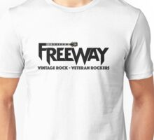 Freeway Black on Light Unisex T-Shirt