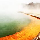 Champagne pool - Rotorua, New Zealand by Jdoyle