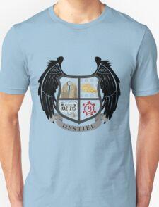 Destiel coat of arms Unisex T-Shirt