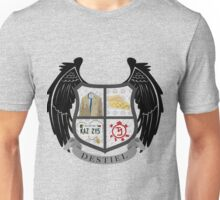 Destiel coat of arms Unisex T-Shirt