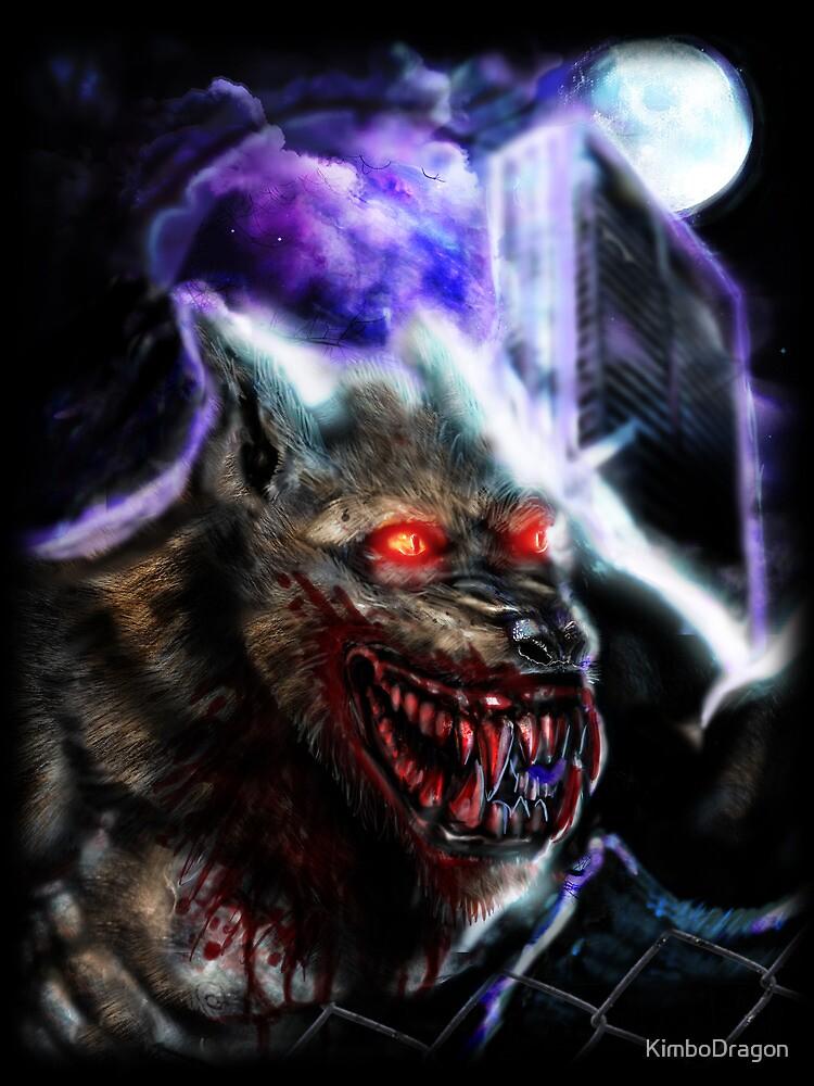 Werewolf-Blood Night by KimboDragon